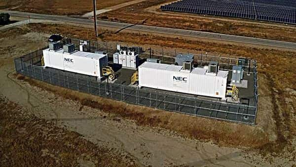 NEC Energy holds the IP rights for megawatt-scale lithium-ion batteries.