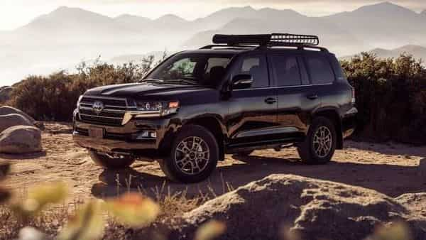 2020 Toyota Land Cruiser Heritage Edition comes at a base price of $87,745