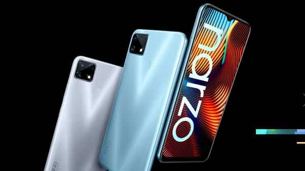 Realme Narzo 20 will be available in Victory Blue and Glory Silver