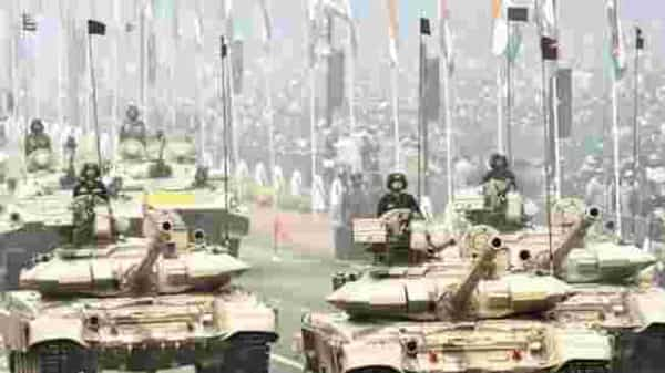 India is one of the top defence hardware purchasers in the world, spending billions of dollars each year according to various estimates. (Photo: HT)
