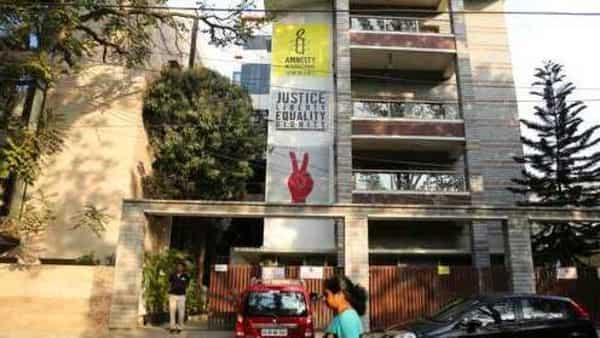 A file photo of the Amnesty International India headquarters in Bangalore. (AP)