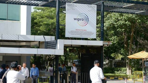 Currently, 98% of Wipro's employees continue to work from home (Mint)