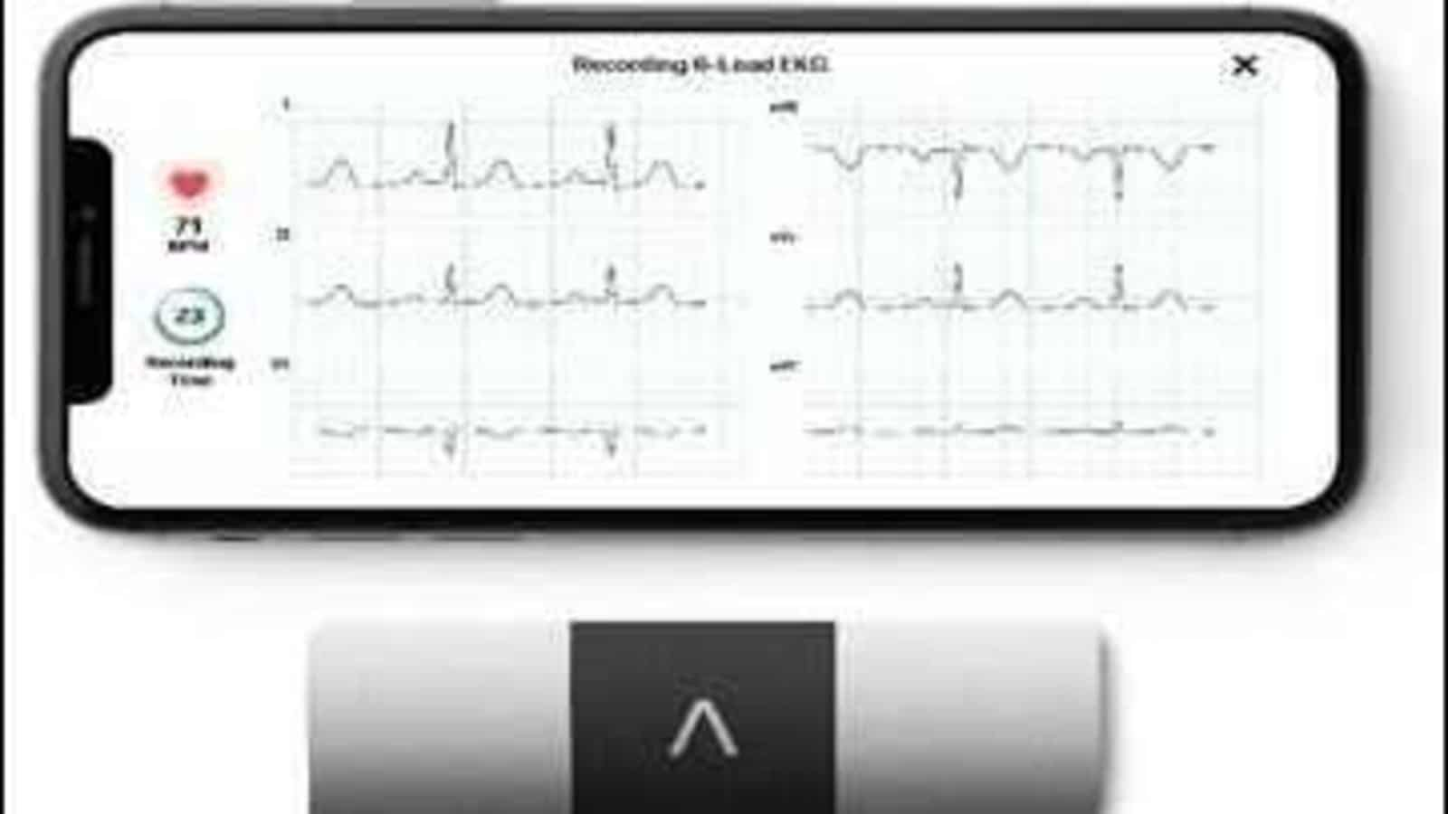 livemint.com - Leroy Leo - US-firm AliveCor taps India telemedicine market with ECG device