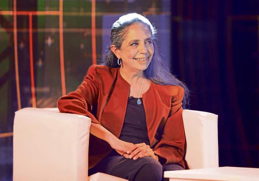Radha Basu founder Anudip Foundation in India
