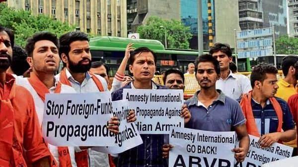 Who killed Amnesty International India?