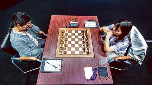 Why women lose at chess