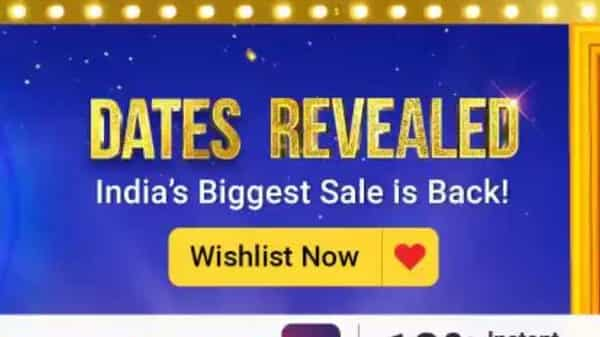 Flipkart Big Billion Days sale dates revealed: Bank offers, other details