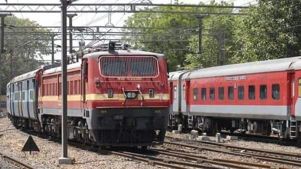 The Indian Railways