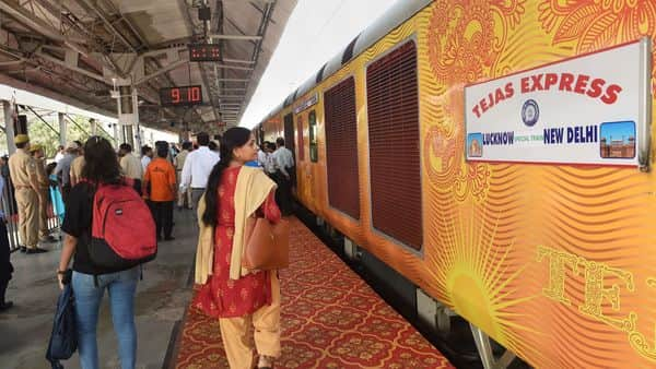IRCTC started the operation of its first corporate train, the Lucknow-Delhi-Lucknow IRCTC Tejas Express on 4 October last year.