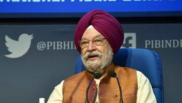 Minister of State for Housing & Urban Affairs, Civil Aviation (Independent Charge) and Commerce & Industry, Hardeep Singh Puri