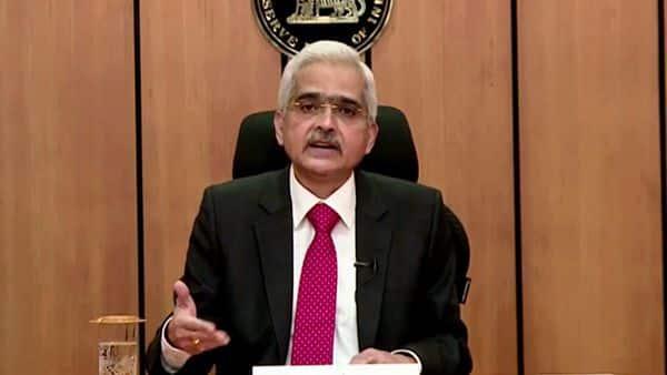 Reserve Bank of India (RBI) governor Shaktikanta Das  (ANI)