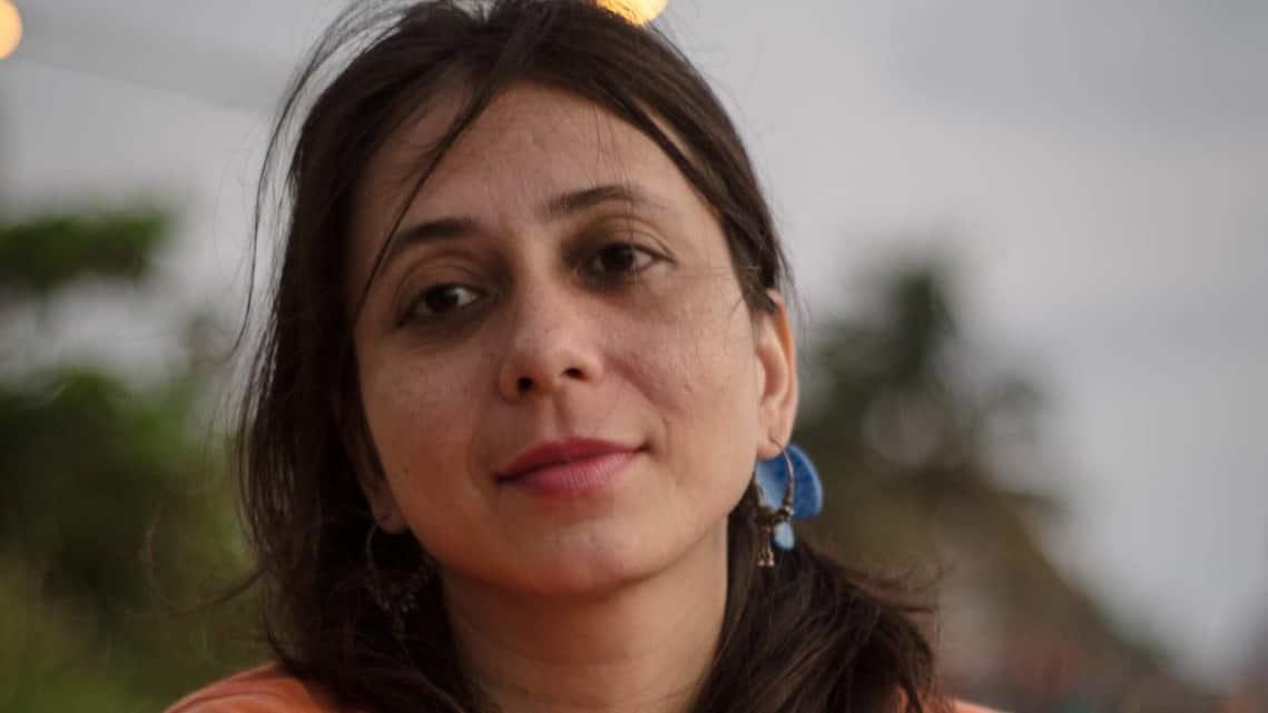 Writer Annie Zaidi. Photo: Harneet Singh.