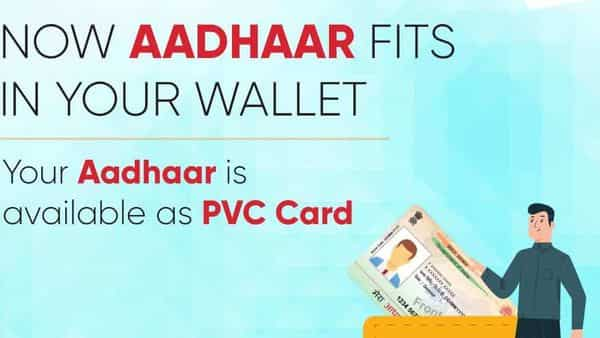 Your Aadhaar now comes in a convenient size to carry in your wallet, UIDAI tweeted.