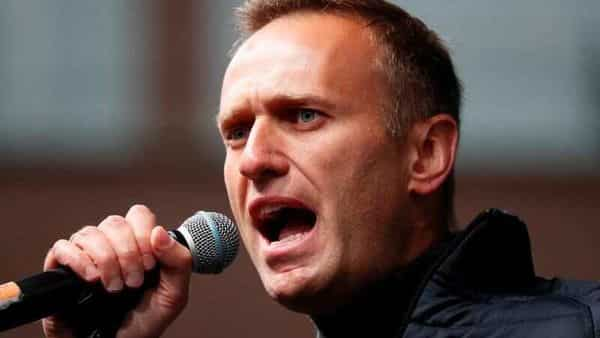 FILE PHOTO: Navalny, a politician and corruption investigator who is Russian President Vladimir Putin's fiercest critic, was flown to Germany two days after falling ill on Aug. 20 on a domestic flight in Russia. (REUTERS)