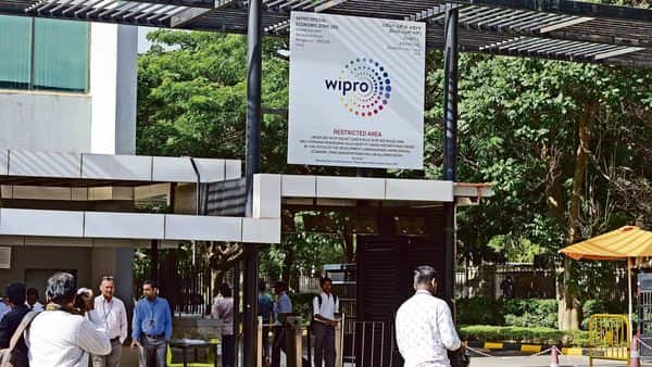 Wipro is set to announce its Q2 earnings today. (Mint)