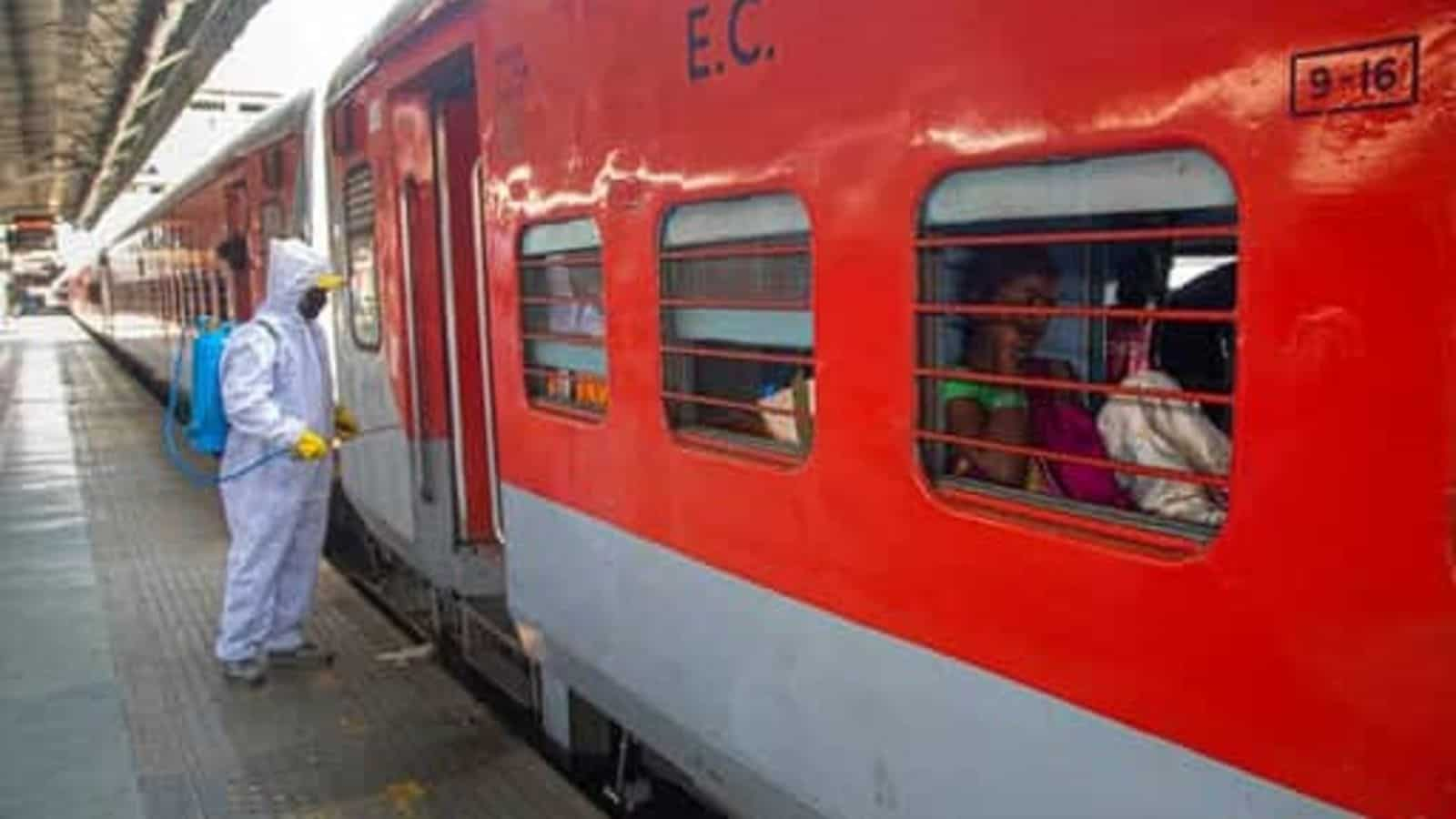 Travelling During Festive Season Indian Railways Issues Guidelines To Curb Covid 19 Spread