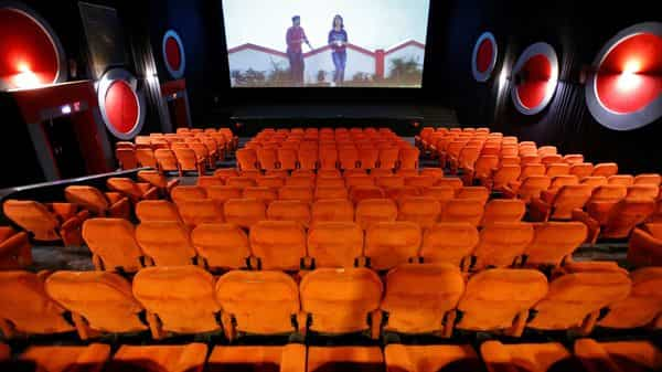 Nearly 10,000 theaters closed in mid-March when the government imposed restrictions to fight the virus. (REUTERS)