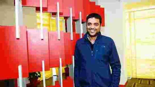 Zomato CEO Deepinder Goyal. (File Photo: Mint)
