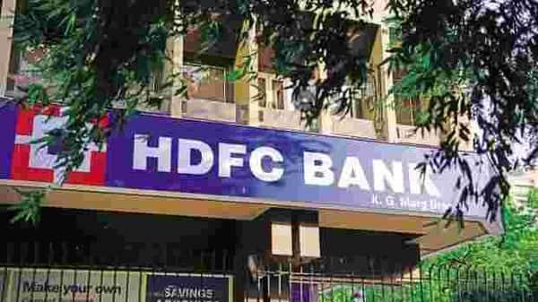 HDFC Bank latest fixed deposit (FD) interest rates.