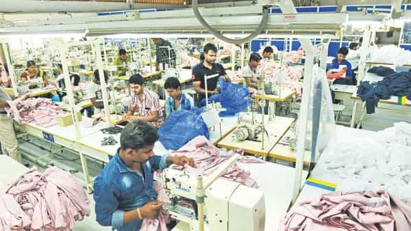 After a gap of six months, merchandise exports registered 5.3 per cent growth