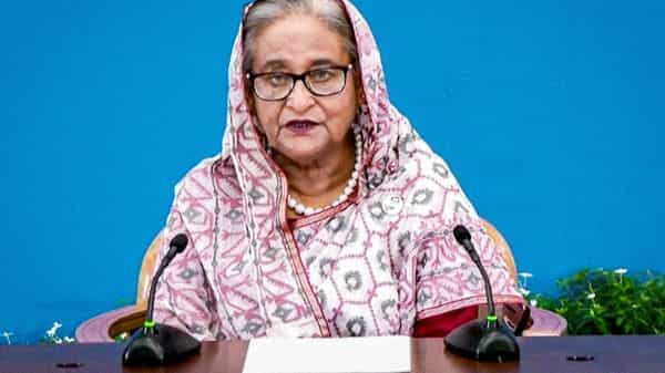 Sheikh Hasina, Prime Minister of the People's Republic of Bangladesh. (AP)