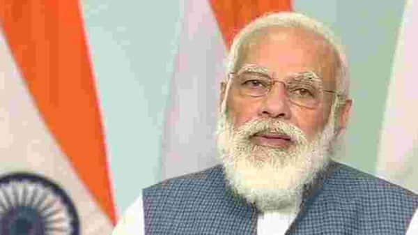 PM Modi at virtual conference of Raise 2020 (ANI)