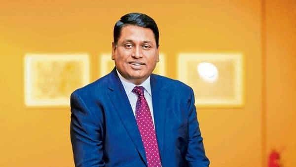 C. Vijayakumar, President and CEO, HCL Technologies.