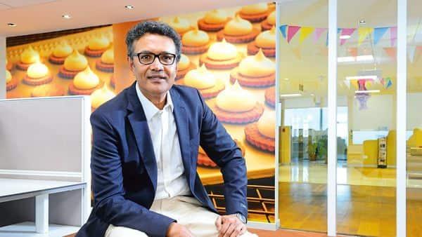 Varun Berry, managing director, Britannia Industries.