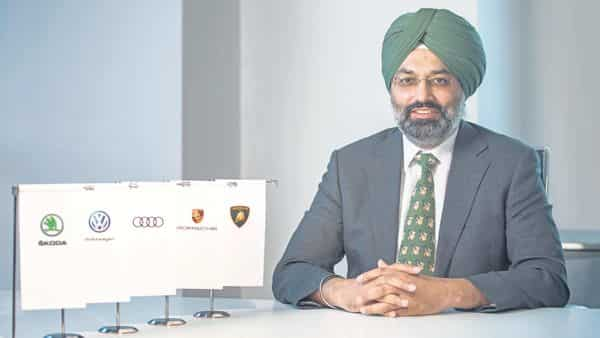 Gurpratap Boparai, managing director, Skoda Auto Volkswagen India Pvt. Ltd,