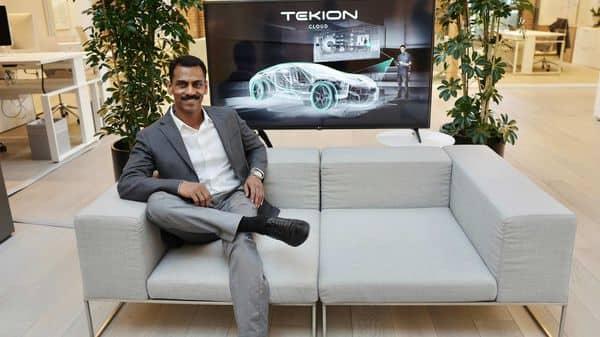 Jay Vijayan, Founder and CEO of Tekion