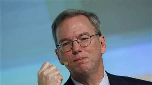 Former Google CEO Eric Schmidt calls social networks 'amplifiers for idiots'