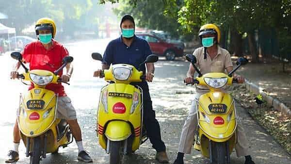 Currently, two-wheeler rental and taxi market is facing strong short-term headwinds, particularly on achieving positive unit economics.