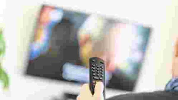 According to data from television monitoring agency BARC, TV viewership in India was 43% higher than pre-covid days at the peak of the lockdown.. Photo: iStock