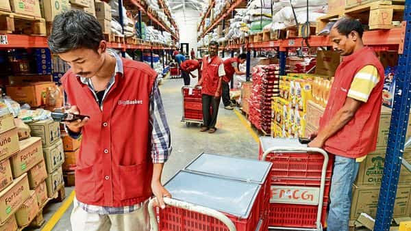 BigBasket saw strong tailwinds amid the covid pandemic.mint