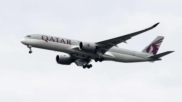 Qatar Airways flight (AP)