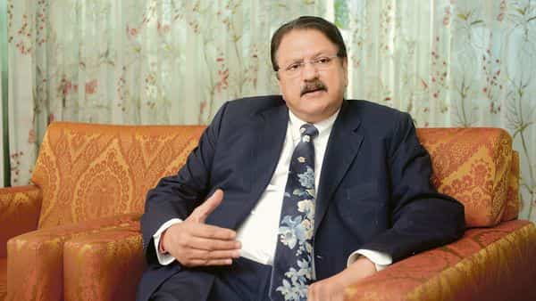 Piramal Group's chairman Ajay Piramal. (MINT_PRINT)