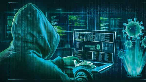 People working from home are among those most vulnerable to cyberattacks. alamy (MINT_PRINT)