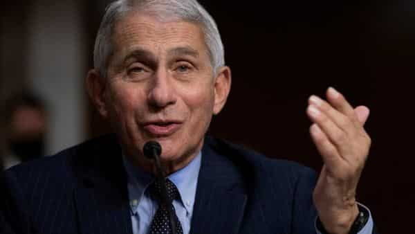 Anthony Fauci, MD, Director, National Institute of Allergy and Infectious Diseases, National Institutes of Health. (REUTERS)