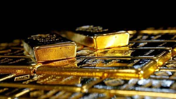 FILE PHOTO: Gold bars at the Austrian Gold and Silver Separating Plant in Vienna, Austria, March 18, 2016. REUTERS/Leonhard Foeger/File Photo (REUTERS)