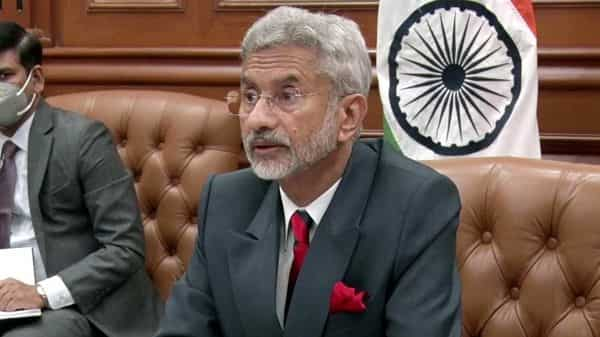 To restore normalcy, agreements between India and China must be respected scrupulously in their entirety, says External Affairs Minister S. Jaishankar (ANI)