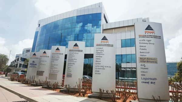 Embassy REIT, backed by Blackstone Group and Embassy Group, plans to raise  ₹4,750 crore in India's first REIT listing. (Photo: Mint)