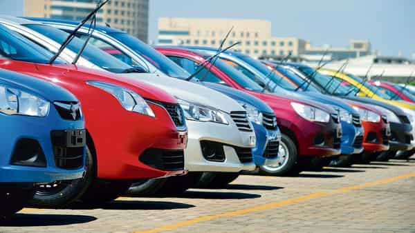 Maruti Suzuki, the country's top carmaker, posted an 18% increase in domestic wholesales at 163,656 vehicles.ramesh pathania/mint (MINT_PRINT)