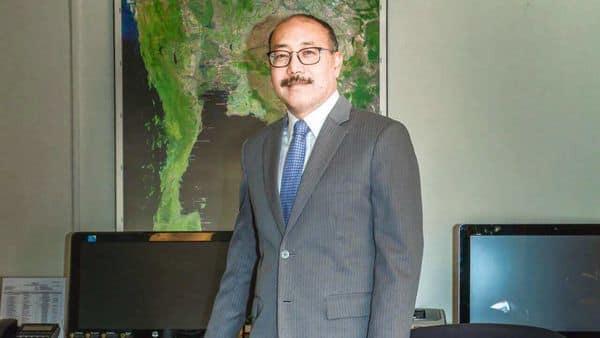 Foreign secretary Harsh Shringla  (MINT_PRINT)