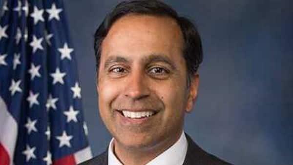 Indian-origin Democratic congressman Raja Krishnamoorthi