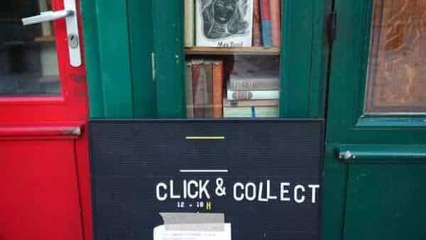 Bookstores would be allowed to sell their products on an online click and collect marketplace (AP)