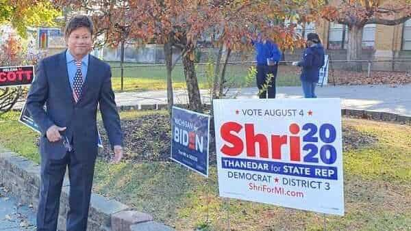 The 65-year-old raised a record-breaking $438,620, primarily from his own wealth, in the state House primary against six other opponents. (Twitter)