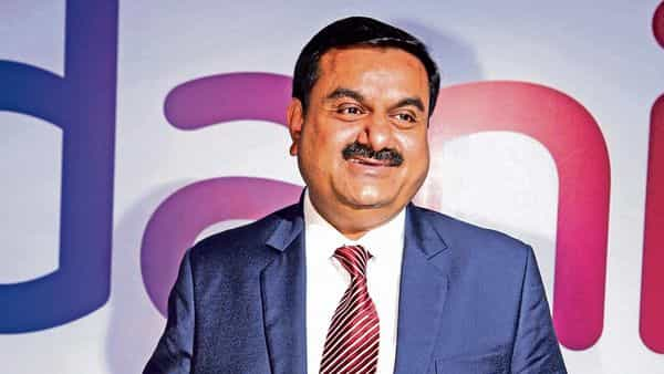 Gautam Adani, chairman, Adani Group, said in a statement that the ability to incubate, innovate and scale effectively and rapidly has been a defining philosophy of Adani Enterprises. Mint (MINT_PRINT)