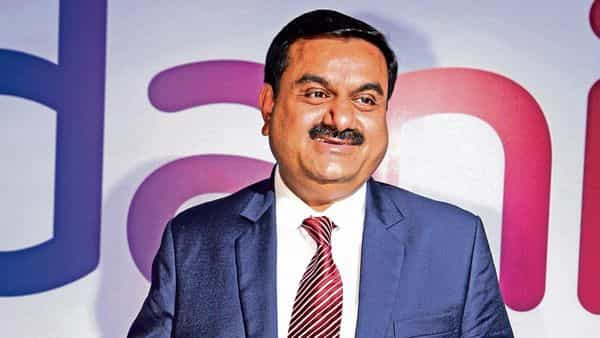 With INR 5,05,900 Cr, Gautam Adani & family moved up two places to the second spot in the IIFL Wealth Hurun India Rich List 2021. The Adani group has a combined market capitalization of INR 9 lakh Cr, except Adani Power all listed companies are valued at more than a lakh crore. (MINT_PRINT)