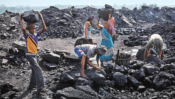 India's coal requirement is expected to go up to 1123 million tonnes (mt) by 2023 from the present levels of around 700 mt. (Bloomberg)