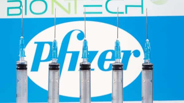 Pfizer already has orders from some developing countries like Peru, Ecuador and Costa Rica. (REUTERS)